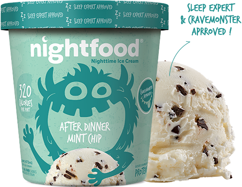 Nightfood - Product Flavor - Mint Chip