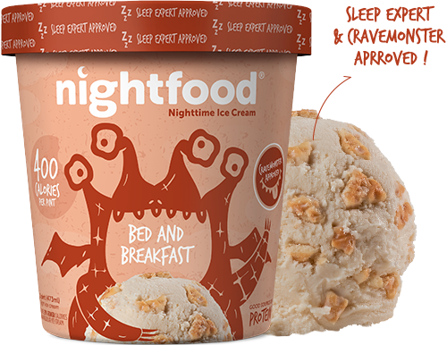 Nightfood - Product Flavor - Bed and Breakfast