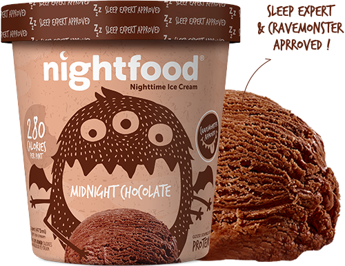 Nightfood - Product Flavor - Midnight Chocolate