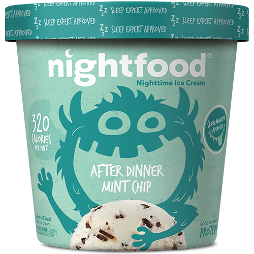 Nightfood - Product - After Dinner Mint Chip