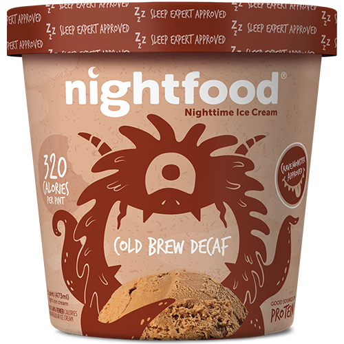 Nightfood - Product - Cold Brew Decaf