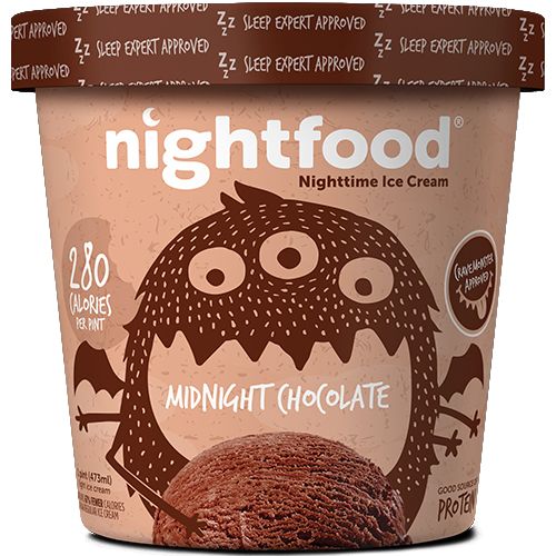 Nightfood - Product - Midnight Chocolate
