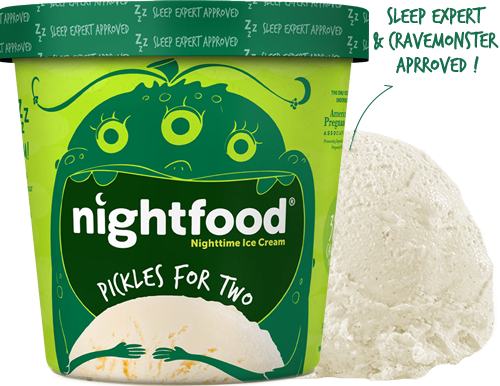 Nightfood - Product Flavor - Pickles For Two